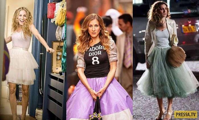 Самые стильные актрисы сериалов (11 фото)