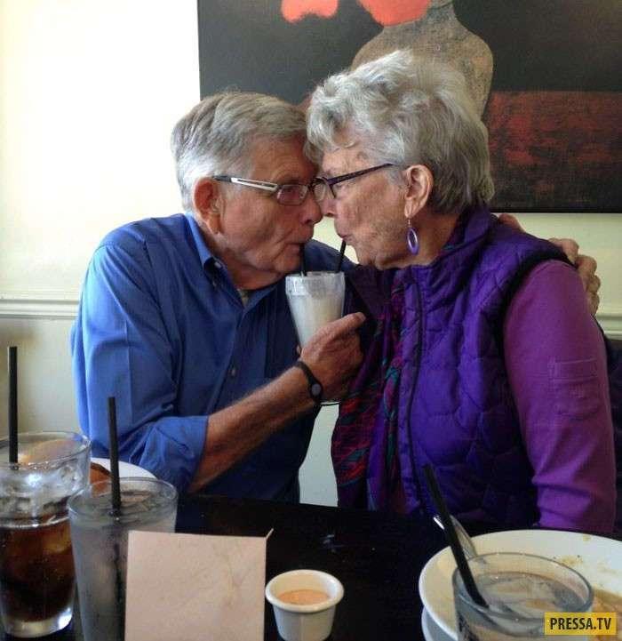 Доказательства для циников, что любовь существует (27 фото)
