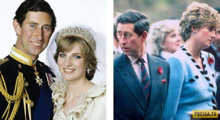 Сравнительные фотографии звездных пар в день свадьбы и в день развода (13 фото)