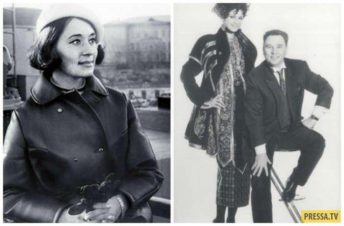 Самые известные манекенщицы Советского Союза (10 фото)