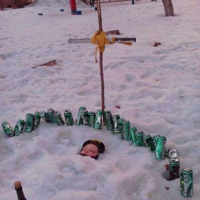Студенческие вписки: сумасшествие, алкоголь и раскрепощенность