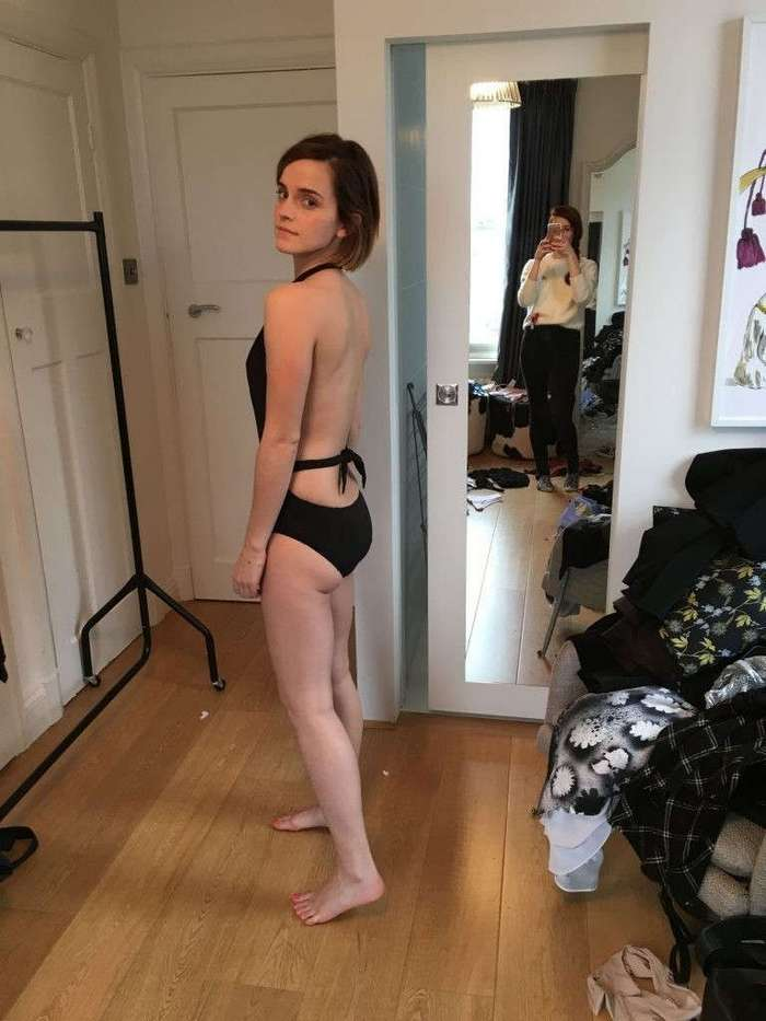 В Сеть выложили украденные очень личные снимки Эммы Уотсон