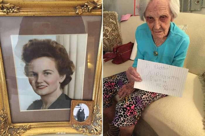 У этой 101-летней женщины есть несколько советов о жизни