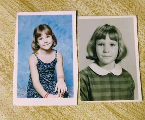 Дети, которые являются настоящей копией своих родителей (20 фото)