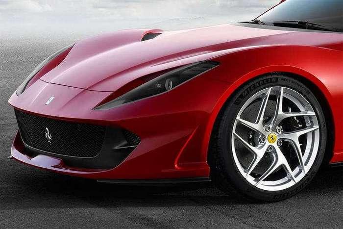 Самая быстрая серийная Ferrari