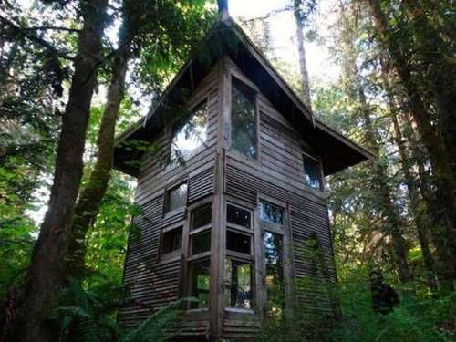 Идеальные домики для уединения (17 фото)