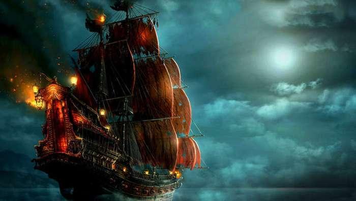 История Жанны де Клиссон, превратившейся из благородной дворянки в безжалостную пиратку и наоборот (3 фото)