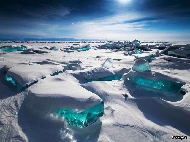 Удивительная красота нашей планеты (24 фото)