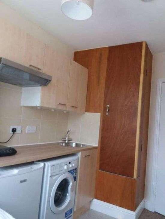 Бюджетная квартира в Лондоне (3 фото)