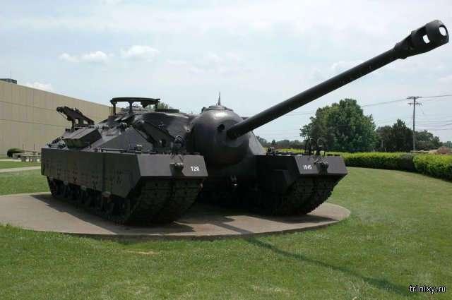 Боевые танки мира (30 фото + видео)