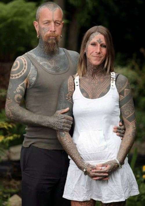 Татуировок много не бывает (31 фото)