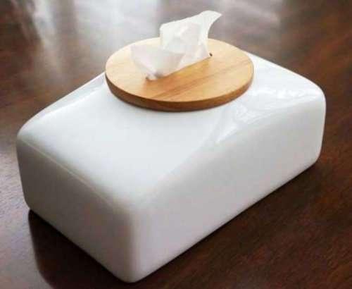Необычные и прикольные коробки с одноразовыми салфетками (10 фото)
