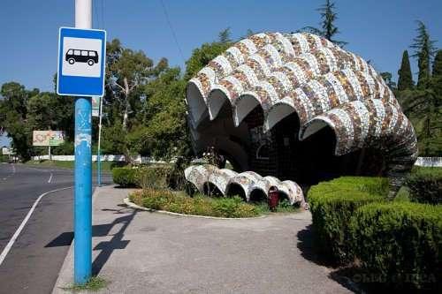 Топ-10: самые оригинальные автобусные остановки в мире