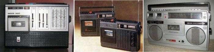 Популярные магнитолы 80-х (22 фото)