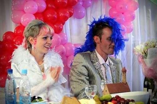Свадебные фотографии, которые можно было не делать (23 шт)