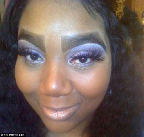 Пост про женские брови и чувство прекрасного (20 фото)