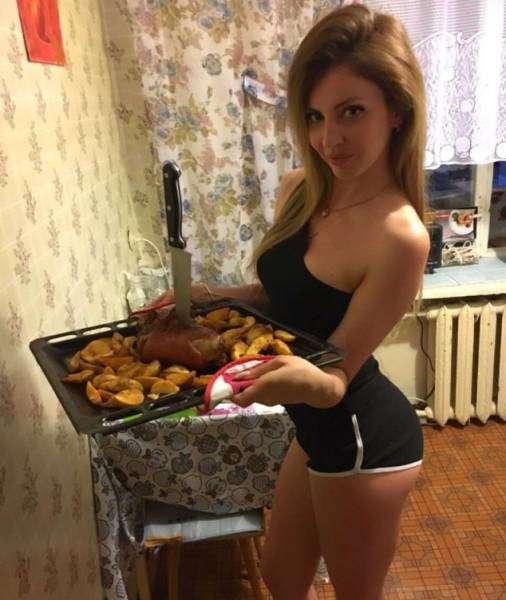 Домашние фото русских девушек