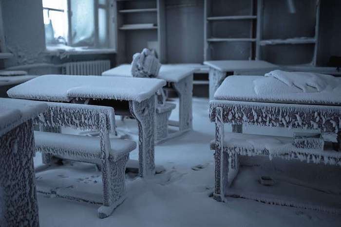 -На краю снега-: как живёт самый северный посёлок России