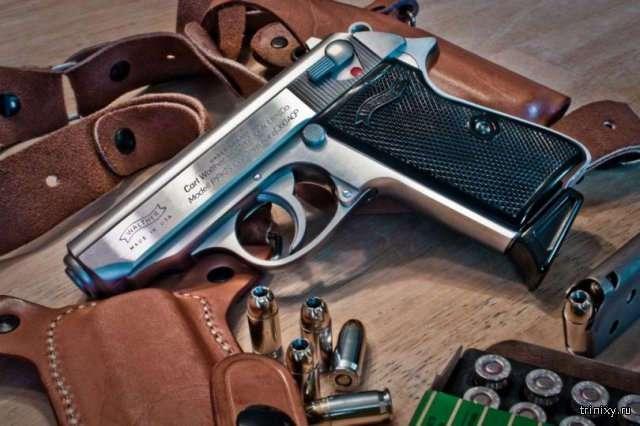 Самые лучшие и известные пистолеты в мире (11 фото + видео)