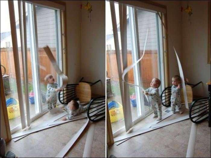 Детишки-шалунишки (20 фото)