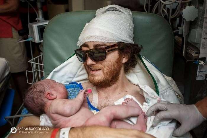 Эти фото рожающих женщин - настоящее откровение. Искренность на пределе возможностей...