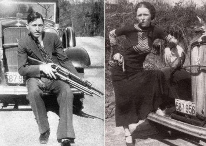 Как Бонни и Клайд помогли заработать Генри Форду (2 фото)