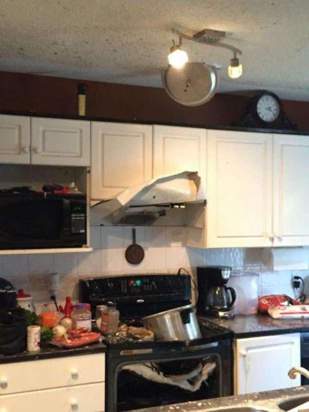 Топ-15 случаев, когда готовка не удалась. Совсем