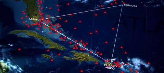 Корабль, который исчез в Бермудском треугольнике, вернулся спустя 90 лет