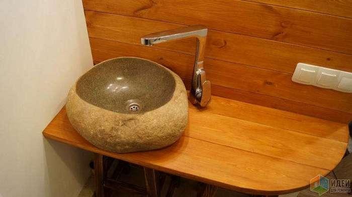 Как превратить крошечный санузел в стильную ванную своими руками
