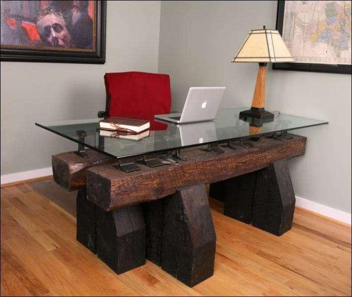 30 примеров творческого подхода к созданию мебели (30 фото)