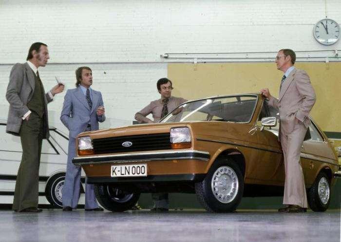 Как дизайн и технологии ужились в Ford (9 фото)