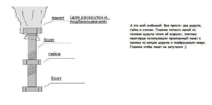 Самодельная пиротехника советских времен (6 фото)