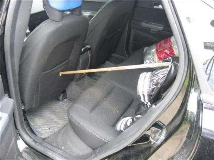 Арматура в машине (5 фото)