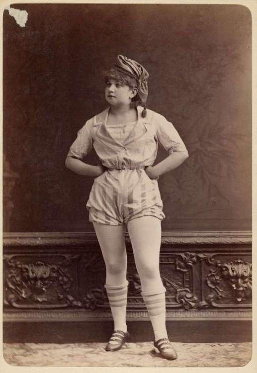 Танцовщицы 19 века (20 фото)