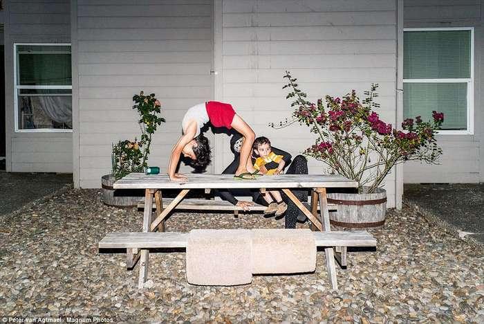 Сломленная Америка: военный фотограф снимает нищету, расизм и насилие в родной стране