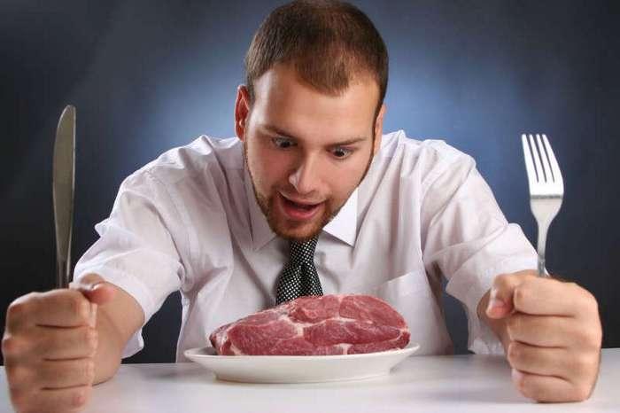 А вы стали бы такое есть? Американцы вырастили мясо в пробирке