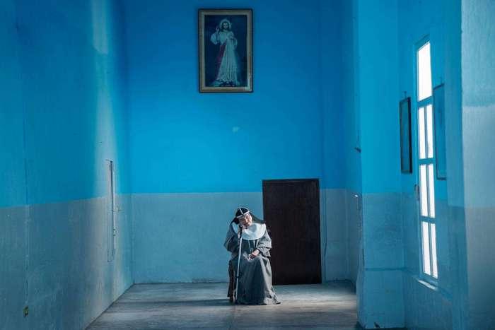 Жизнь монахинь, оказывается, совсем не так однообразна, как мы думаем