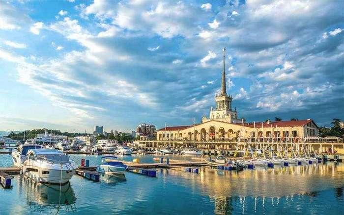 Любопытные факты о самом известном курорте России