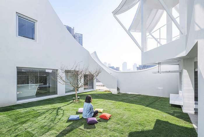 Как должен выглядеть дом авиапилота