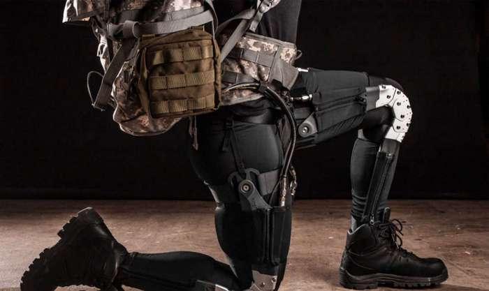 Современные военные разработки для совершенствования солдат