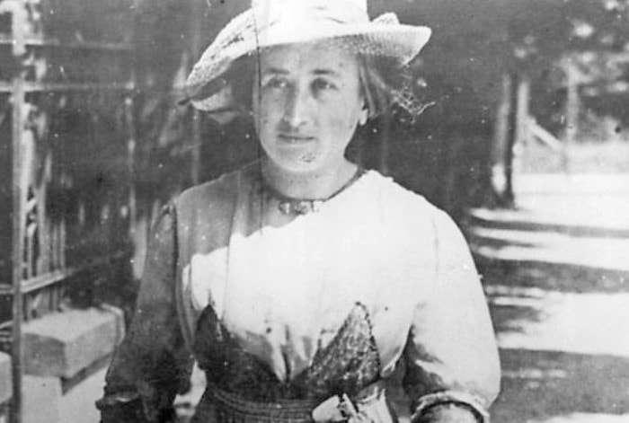 Роза Люксембург: романы знаменитой революционерки