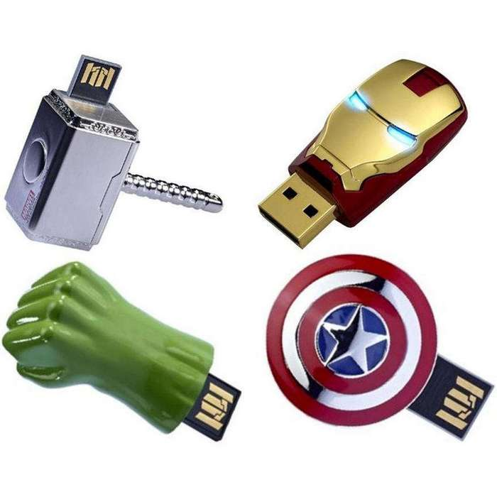 Креативные USB-носители