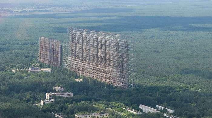 Заброшенные масштабные проекты СССР