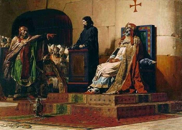 Жестокое и странное судейство в истории Рима
