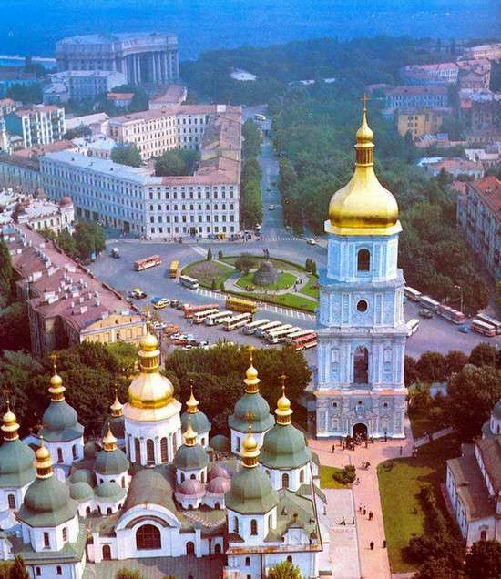 Советская жизнь на фотографиях 1981 года