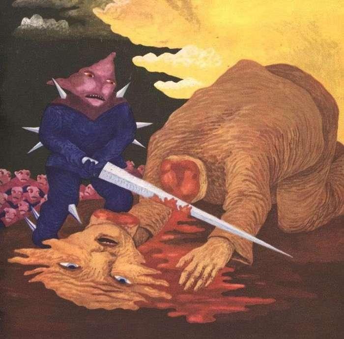 Мультфильмы не для детской аудитории