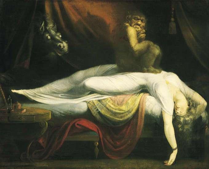 Паралич во сне – странное явление в нашей жизни