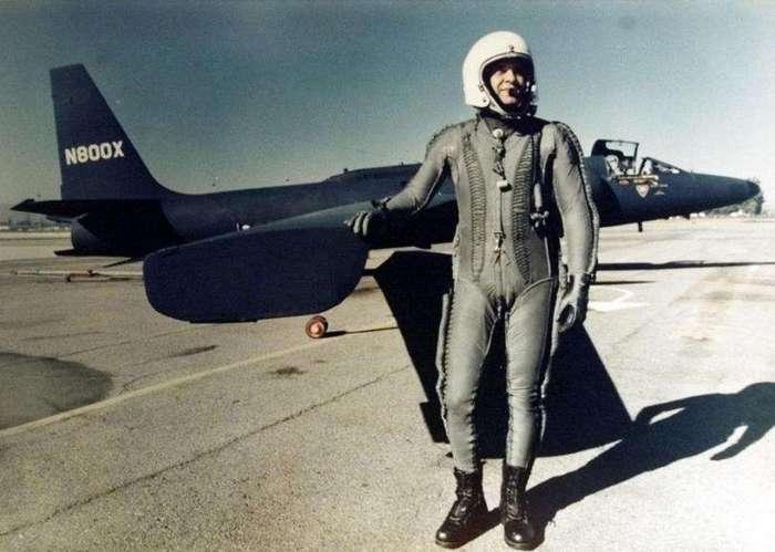 Самый знаменитый полет самолёта-шпиона U-2