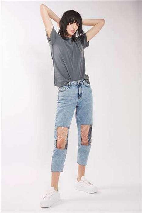 Такие разные джинсы