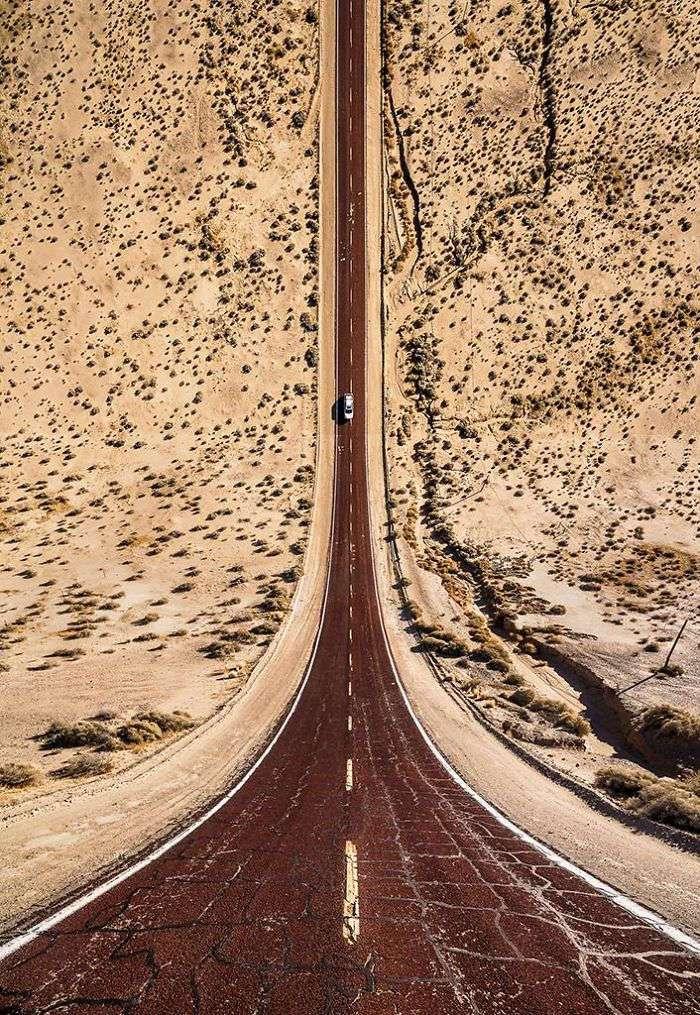 Головокружительная «Флатландия» от турецкого дизайнера
